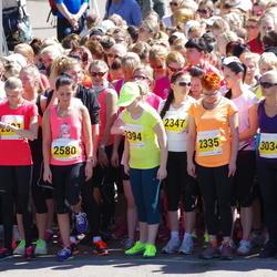 SEB 27. Maijooks - Anneli Võigas (2335), Liisi-Daisy Koplimaa (2580), Maarika Siilsalu (2647), Liis Mändla (3034), Linda Tälli (3394), Doris Hindriks (3633), Keit Keroly Kubpart (3801)