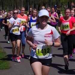 SEB 27. Maijooks - Hanna Mark (204), Kertu Arula (1412), Anni Rõuk (3303)