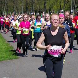 SEB 27. Maijooks - Carina Veervald (902), Irina Uuk (5316)