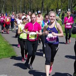 SEB 27. Maijooks - Carina Veervald (902), Kristin Rossmann (5813)