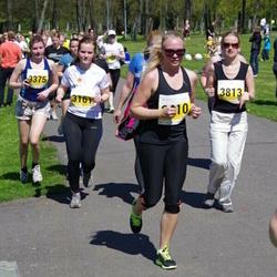 SEB 27. Maijooks - Ülle Kukk (3161), Katrin Vilimaa (3375), Annika Vilippus-Kask (3813)
