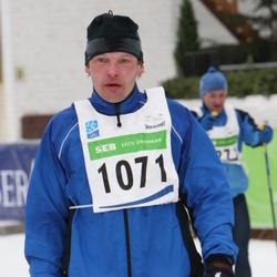 37. Tartu Maraton - Ago Allik (1071)