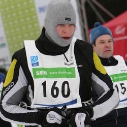 37. Tartu Maraton - Arli Mändmets (160)