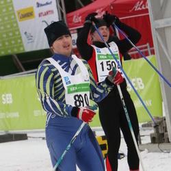 37. Tartu Maraton - Aimar Liiver (890), Ahto Aulik (1504)