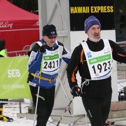 37. Tartu Maraton - Peio Artutxa (1923), Björn Stendhal (2421)