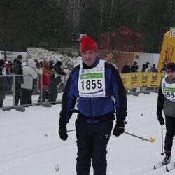37. Tartu Maraton - Bjarne Andersson (1855)