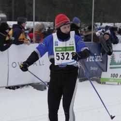 37. Tartu Maraton - Artis Drezins (5321)