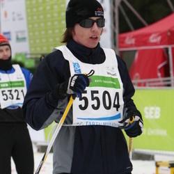 37. Tartu Maraton - Artis Drezins (5321), Joonas Raivet (5504)