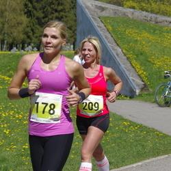 SEB 27. Maijooks - Kadi Kuslap (178), Andra Puusepp (209)