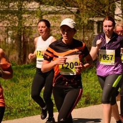 SEB 27. Maijooks - Liina Tšernov (1), Andra Puusepp (209)