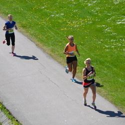 SEB 27. Maijooks - Annika Vaher (11), Kristel Viigipuu (12), Merlyn Lükk (17)