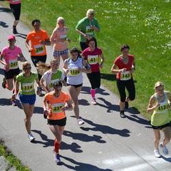 SEB 27. Maijooks - Annika Talvar (41), Margit Krieger (114), Karin Kuldmets (143), Briti Klimberg (413), Ave Uustalu (1128)