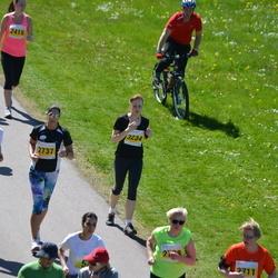 SEB 27. Maijooks - Anneli Parksepp (2734), Britta Roosileht (2737), Kristel Klaas (3234)