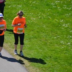 SEB 27. Maijooks - Hilkka Puranen (2152), Anna-Liisa Vihavainen (2721)