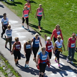 SEB 27. Maijooks - Tiina Kaljumäe (10378), Urme Ernits (10379), Heike Kasesalu (10497), Annika Toots (10636), Katrin Õis (13347)