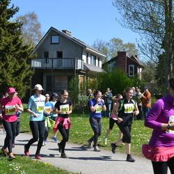 SEB 27. Maijooks - Sigrid Kask (705), Anneliis Vallimäe (942), Mairis Kangro (2400)