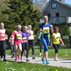 SEB 27. Maijooks - Anette Toming (2655), Annika Virolainen (2661)