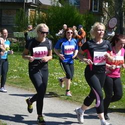 SEB 27. Maijooks - Kaisi Kõppo (5331), Annika Viljaste (5450), Lii Bärlin (7251)