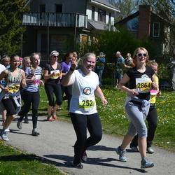 SEB 27. Maijooks - Anette Raie (252), Birgit Kuuse (2864)