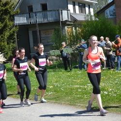 SEB 27. Maijooks - Laura Helena Soonvald (5807), Kris Lutter (6057), Aet Saar (6066), Mai Blöndal (6355)