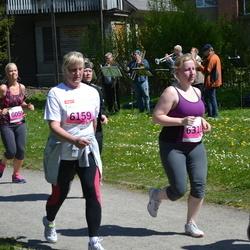 SEB 27. Maijooks - Marika Maala (6159), Janika Raudsepp (6311)