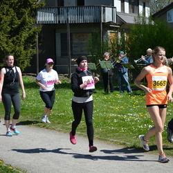 SEB 27. Maijooks - Katrin Kütt (3665), Agne Aija (5951)