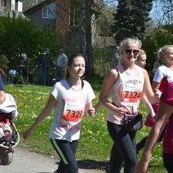 SEB 27. Maijooks - Annabel Jürgenson (7323), Helena Kruus (7324)