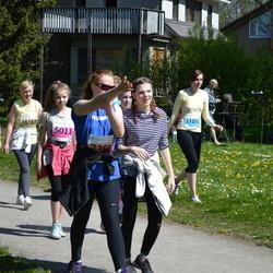 SEB 27. Maijooks - Britt-Lauren Oltsmann (5011), Janet Murumets (7366)