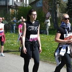 SEB 27. Maijooks - Anna Maria Jaetma (6952), Kristiina Jäetma (7242)