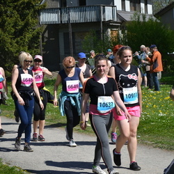 SEB 27. Maijooks - Alge Kokka (6648), Karin Kiis (6649), Kättriin Remmelg (10637), Urve Mark (10911)
