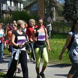 SEB 27. Maijooks - Arina Sycheva (11925), Silvia Farah (13309)