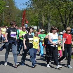 SEB 27. Maijooks - Liivi Mägi (10463), Alevtina Baljasnikova (13990)
