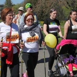 SEB 27. Maijooks - Stiina Rebane (12788), Anni Sillaste (15496), Galina Vorobjova (20741)