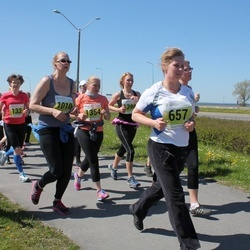 SEB 27. Maijooks - Astrid Oolberg (657), Annika Mägi (1010), Margarita Vladimirskaja (1131)