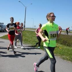 SEB 27. Maijooks - Annette Kägu (743), Raun Annika (2983)