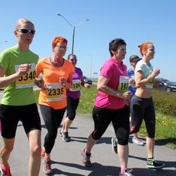 SEB 27. Maijooks - Anneli Võigas (2335), Tiina Mändla (3340)