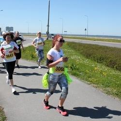 SEB 27. Maijooks - Brigita Perm (3062), Marika Tammiste (3642)