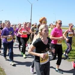 SEB 27. Maijooks - Ehte Mumm (2192), Anna Lavrentsova (3369)