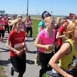 SEB 27. Maijooks - Anni Andla (2547), Liisa Rebane (3696)