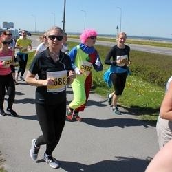SEB 27. Maijooks - Andra Siinmaa (2686), Maret Kaskmaa (3522)