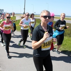 SEB 27. Maijooks - Triin Küttim (2538), Marje Siiner (3686)