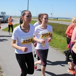 SEB 27. Maijooks - Eve Kalmus (3254), Anna Medvedeva (3255)