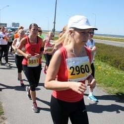 SEB 27. Maijooks - Annika Peterson (2960), Kadri Tillemann (3511)