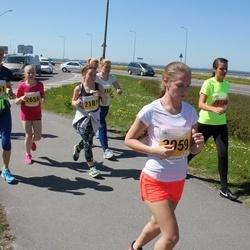 SEB 27. Maijooks - Käti Kasmann (2181), Anette Toming (2655), Annika Virolainen (2661), Jane Laur (3059)