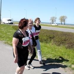 SEB 27. Maijooks - Andra Selesneva (6790), Marje Kivivare (6795)