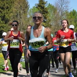 SEB 27. Maijooks - Annika Peterson (1028), Eevi Jõgi (1246), Triin Brigitta Heidov (2241)