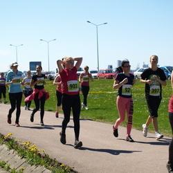 SEB 27. Maijooks - Aave-Lotta Lilienthal (92), Mirt Stoppelsteen (397), Carina Veervald (902)
