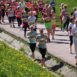 SEB 27. Maijooks - Elina Vilja (2287), Anastassia Enger (2462), Svetlana Poznahirko (3031), Maarja Pütsep (3669)
