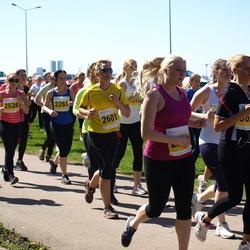 SEB 27. Maijooks - Triin Küttim (2538), Annika Nurmoja (2601)