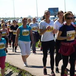 SEB 27. Maijooks - Sirle-Triin Ormak (2720), Katrin Teeäär (2726), Anna Medvedeva (3255)